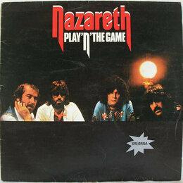 Виниловые пластинки - LP.Nazareth  – Play'n' The Game - 1976, 0