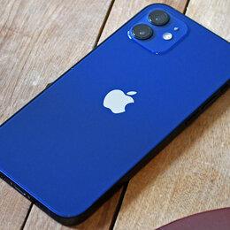 Мобильные телефоны - iPhone 12 mini Blue 128gb новые Ростест, 0