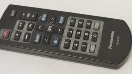 Пульты ДУ - Пульт ду от магнитолы Panasonic CQ-DX100 W5, 0