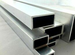 Металлопрокат - Алюминиевая профильная труба, 0