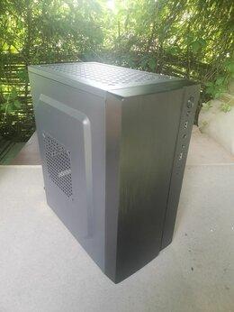 Настольные компьютеры - Новый i7 (Xeon 6/12 ядер) 12 гб, SSD m.2, 0