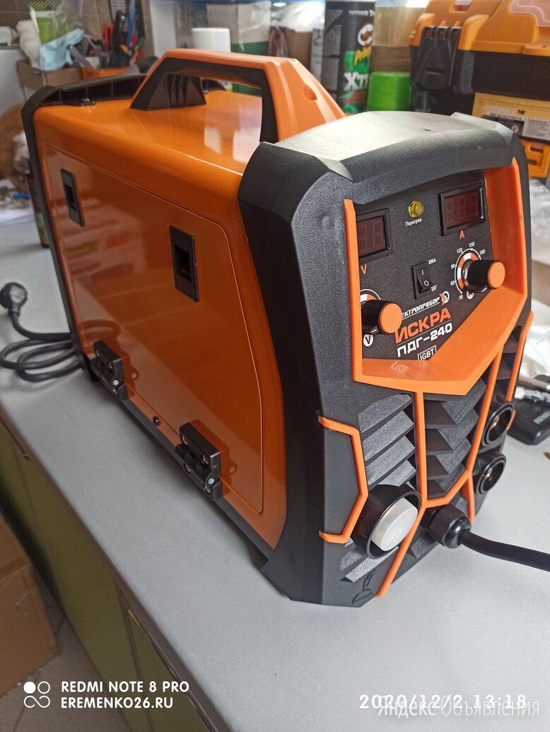 Сварочный инверторный полуавтомат по цене 19985₽ - Сварочные аппараты, фото 0