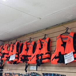 Спасательные жилеты и круги - Спасательный жилет 80-100 кг беларусь, 0