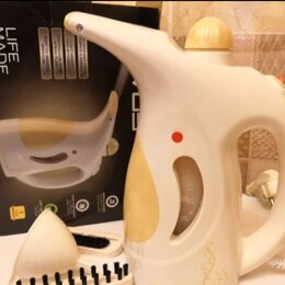 Отпариватели - Ручной отпариватель пароочиститель rovus gold, 0