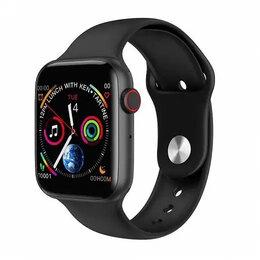 Умные часы и браслеты - Умные часы Smart Watch Microwear W34, с тонометром, 0
