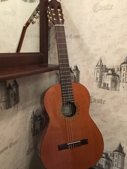 Акустические и классические гитары - Гитара Esteve 4st Испания кедр массив, 0