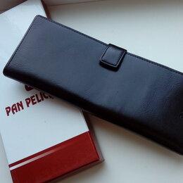 Визитницы и кредитницы - Картхолдер (кредитница) из натуральной кожи Pan Pelican, 0