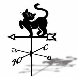 Флюгеры - Флюгер Веселый Кот, 0