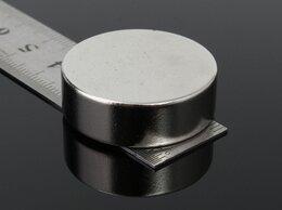 Магниты - Неодимовый магнит 1 класс мощности + 20х2 мм N42…, 0