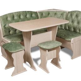 Мебель для кухни - Кухонный уголок Орхидея Люкс, 0