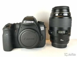 Фотоаппараты - Canon EOS 6D (Wi-Fi) kit 100mm 2.8 USM (A353), 0