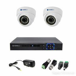 Камеры видеонаблюдения - Комплект на 2 камеры Matrix Tech (Full hd) 2мр., 0