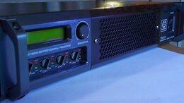 Аудиооборудование для концертных залов - Усилители Powave Electronics TD46, TD48 и TD413, 0