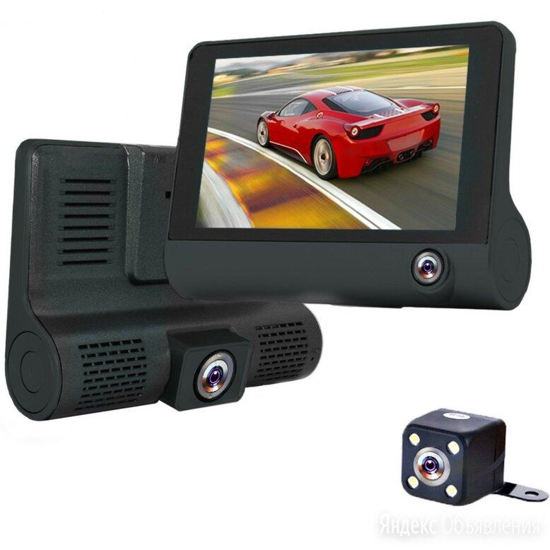 Видеорегистратор , три камеры, FHD 1080 по цене 3990₽ - Видеокамеры, фото 0