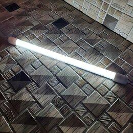 Настенно-потолочные светильники - Светильник св/д линейный  (6W-6500K-220V)…, 0