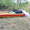 Надувной катамаран для сплава Кокшага-420 по цене 26799₽ - Надувные, разборные и гребные суда, фото 4