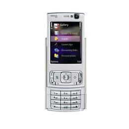 Мобильные телефоны - Nokia N95, 0