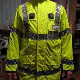 Одежда и обувь - Оригинал непромокаемые и ветрозащитные куртки полиции Англии, 0
