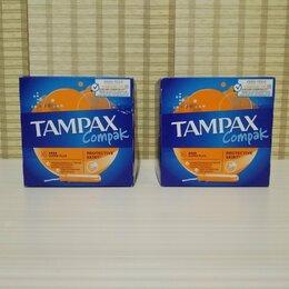 Прокладки и тампоны - Тампоны Tampax Compak 16 super plus, 0