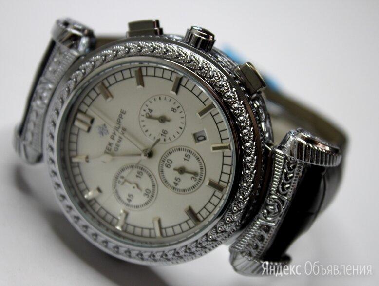 Мужские часы Patek Philippe по цене 4000₽ - Наручные часы, фото 0