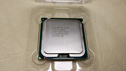 Процессоры (CPU) - Xeon X5460 Socket LGA775 SLBBA E0, 0