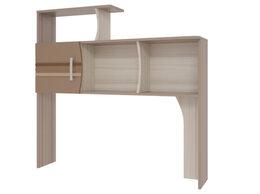Компьютерные и письменные столы - Надстройка стола компьютерного 1200 Манхэттен, 0