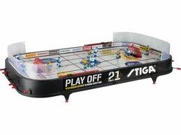 Настольные игры - Настольный хоккей Stiga Play Off 21, 0