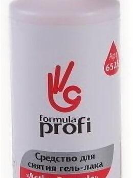 Приборы и аксессуары - Жидкость для снятия шеллака и гель-лака  Profi…, 0