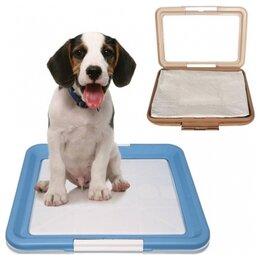 Туалеты и аксессуары  - Triol туалет для собак 3 Туалет для собак, 0