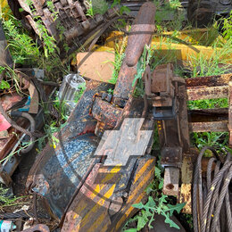 Прочее - Крюковая обойма 25 тонн 721.122-32.01 гусеничного крана РДК-250, 0