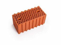 Строительные блоки - Керамический блок Wienerberger Porotherm 51, 0