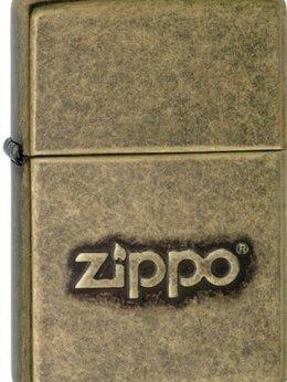 """Пепельницы и зажигалки - Зажигалка zippo, состаренная """"под Вьетнам"""" с лого, 0"""