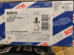 Тормозная система  - Тормазные колодки Bosch (Германия) новые для chevr, 0