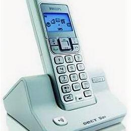 Проводные телефоны - Переносная трубка Philips dect 521, 0