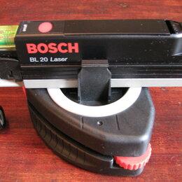 Измерительные инструменты и приборы - Уровень bosch BL 20 лазерный, 0