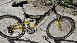 Велосипеды - Подростковый горный велосипед Intenzo Vesta 24, 0