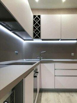 Мебель для кухни - Кухня со скрытыми ручками, 0