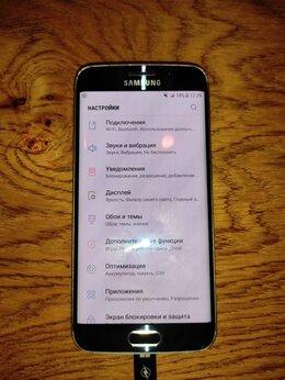 Мобильные телефоны - Смартфон Samsung Galaxy S6 128гб, 0