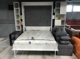 Кровати - Шкаф кровать трансформер, 0