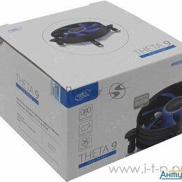Кулеры и системы охлаждения - Cooler Deepcool THETA 9 Soc-1150/1155/1156 3pin…, 0