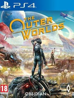 Игры для приставок и ПК - Видеоигра The Outer Worlds Русская версия (PS4), 0