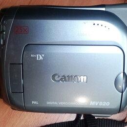 Видеокамеры - Цифровая видеокамера Кэнон, 0