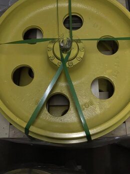 Спецтехника и навесное оборудование - Колесо натяжное Т-11.01 Четра, 0