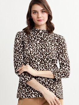 Блузки и кофточки - Джемпер S.Oliver Германия леопардовая расцветка, 0