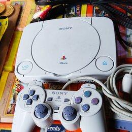 Игровые приставки - Sony Playstation 1, 0