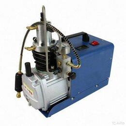 Воздушные компрессоры - Компрессор высокого давления. 300 бар 220 W, 0
