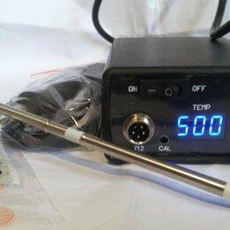 Электрические паяльники - Паяльная станция Quicko T12, 0
