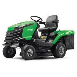Мини-тракторы - Газонокосильная машина Caiman Rapido 2WD 107D2C…, 0
