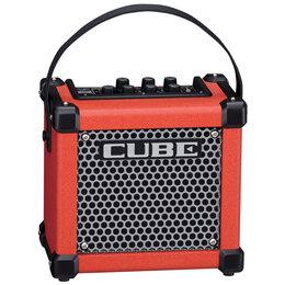Гитарное усиление - Roland Micro Cube GX Red Комбоусилитель для…, 0