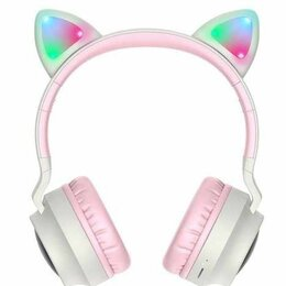 Наушники и Bluetooth-гарнитуры - Беспроводные наушники с ушами Hoco W27 (Bluetooth, MP3, AUX, Mic), 0